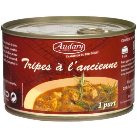TRIPES cocinado en el antiguo Audary - Caja de 400 g