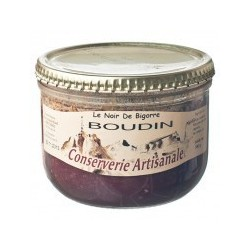 "PUDDING -Porc Black- ""Terroir Pyrenees"" 180g jar"