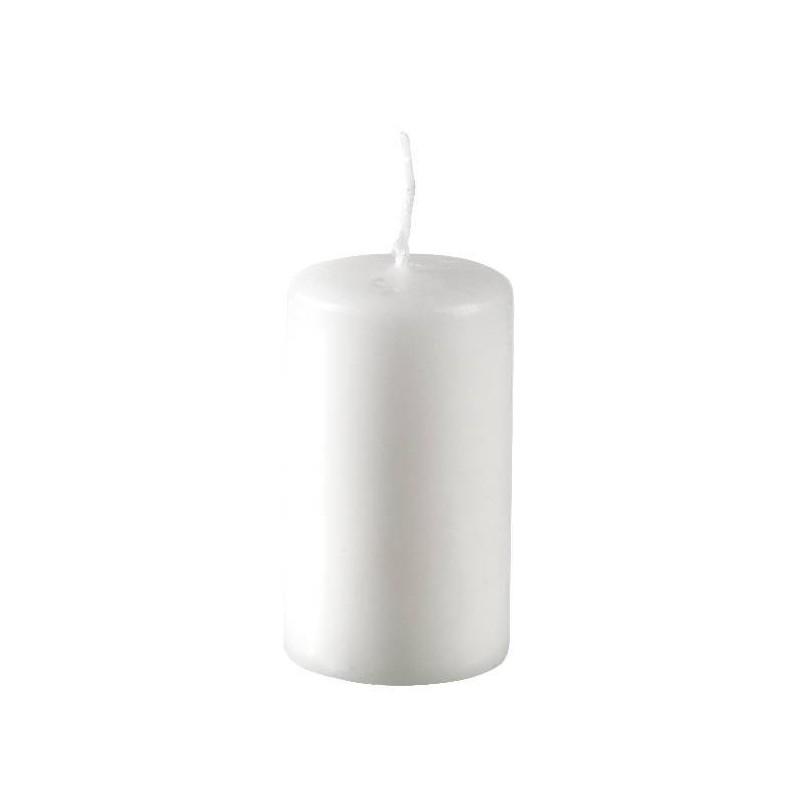 CANDLE Odor Destroyer ø 40 mm H 70 mm-White