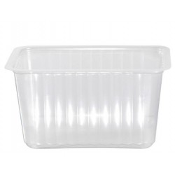 Translucent TRAY sealable and microwaveable 1800 cc - the 100