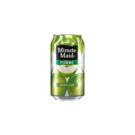 MINUTE MAID Apple Metal can 33 cl