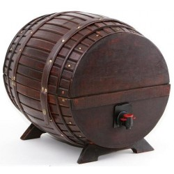 CAJA -Havana- barril de caoba