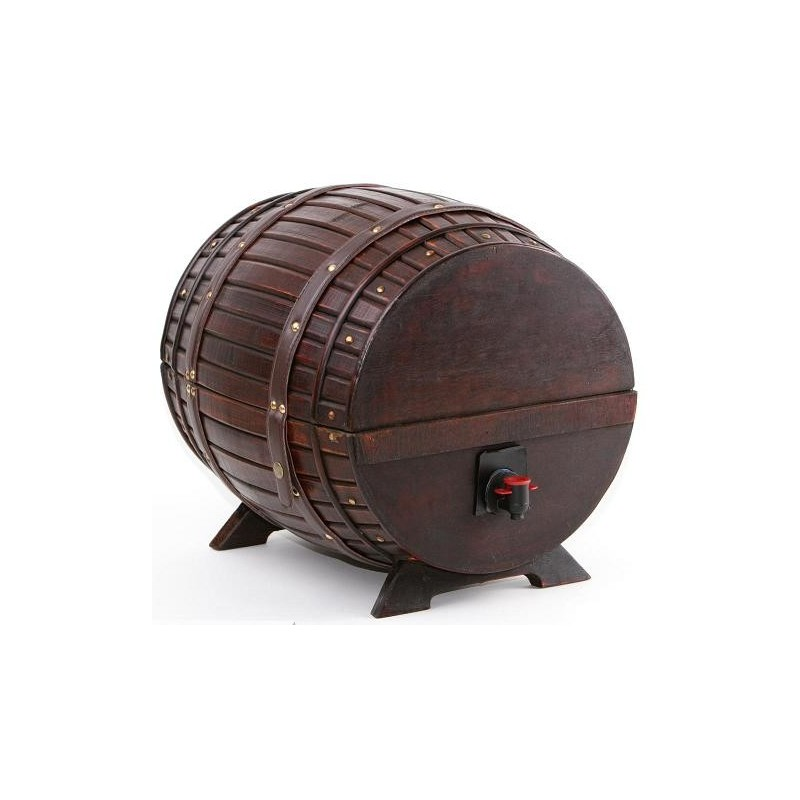 BOX -Havana- Barrel Mahogany