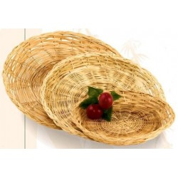 BASKET -RayE- Bamboo Scallops