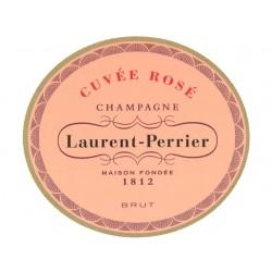 Laurent-Perrier Vino Rosato Champagne Brut 75 cl AOP nella sua custodia di lusso