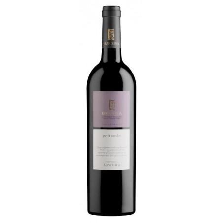 Enseduna Petit Verdot COTEAUX ENSERUNE Vin Rouge IGP 75 cl