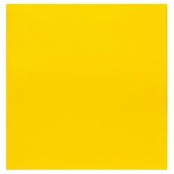 cóctel TOALLA Amarillo brillante desechable de papel 20 x 20 cm 2 espesores dual punto- la bolsita 100