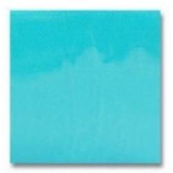 cocktail TELO TURCHESE carta usa e getta 20 x 20 cm 2 spessori doppio punto-bustina 100