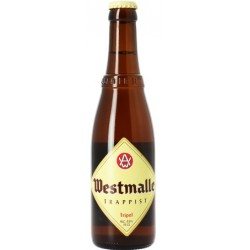 Beer WESTMALLE Triple Belgian 9.5 ° 33 cl