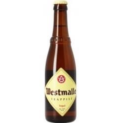 cerveza WESTMALLE Triple belga 9,5 ° 33 cl