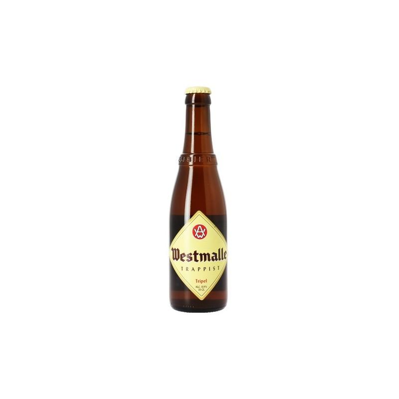 Bière WESTMALLE Triple Belge 9.5° 33 cl