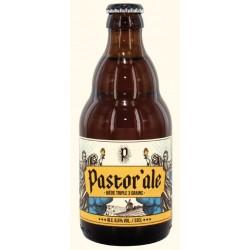 Cerveza PASTOR ALE Triple belga 8,5 ° 33 cl