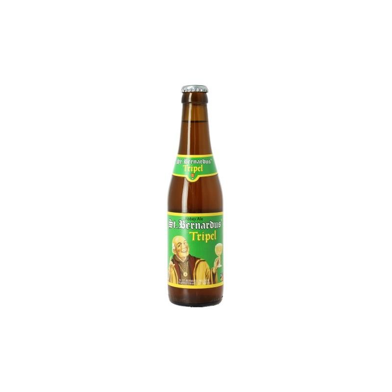 Bière ST BERNARDUS Triple Belge 8° 33 cl