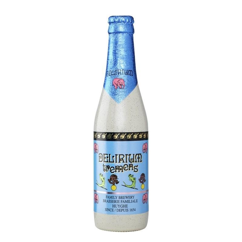 Beer DELIRIUM TREMENS Blond Belgium 8.5 ° 33 cl