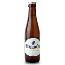 Bier HOEGAARDEN Weiß belgischen 4,9 ° 25 cl