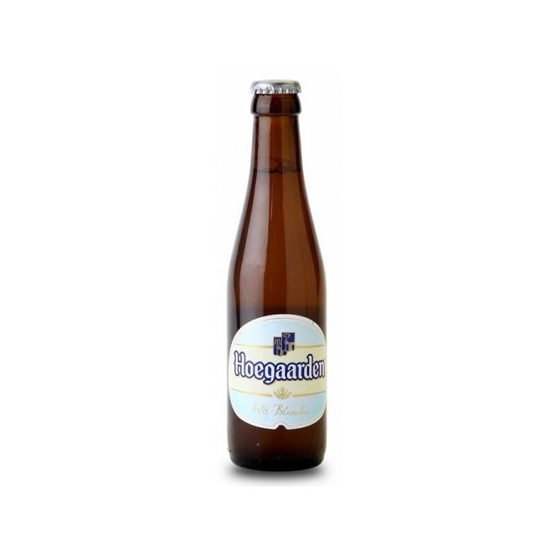 Birra HOEGAARDEN Bianco belga 4,9 ° 25 cl
