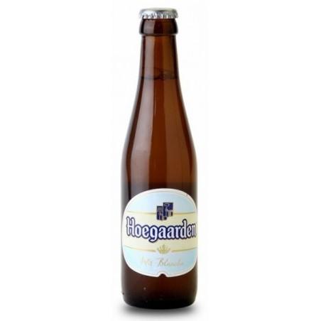 Bière HOEGAARDEN Blanche Belge 4.9° 25 cl