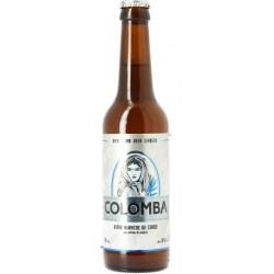 Blanco Cerveza Colomba Córcega 5 ° 33 cl