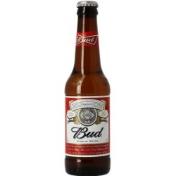 Beer BUDWEISER Blond United States 5 ° 33 cl