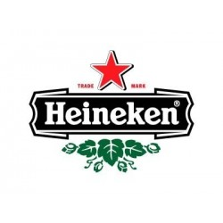 Birra HEINEKEN chiara francese 5 ° era 30 L (30 euro set incluso nel prezzo)