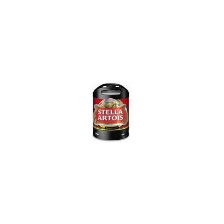 Bier STELLA Französisch Lager 5 ° betrug 6 L Machine Perfect Draft Philips (7,10 EUR Im Preis inbegriffen)