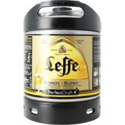 Bier Leffe Lager Belgian 6,6 ° betrug 6 L Machine Perfect Draft Philips (7,10 EUR Im Preis inbegriffen)