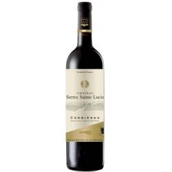 Castello di Serres Santa Lucia CORBIERES Vino Rosso 75 cl AOP