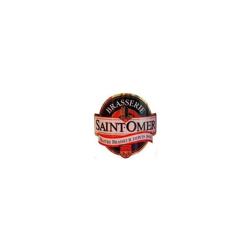 Beer SAINT-OMER French Blond 5° 30 L (30 EUR included in the price)