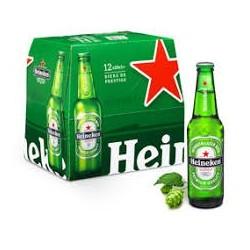 Birra HEINEKEN Biondo francese 5 ° 33 cl