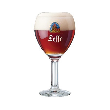 Beer LEFFE RUBY Blonde with Red Fruits Belgian 5 ° drum of 20 L (30 EUR of deposit included in the price)
