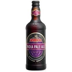 Bière FULLER'S Indian Pale Ale Ambrée Anglaise 5.3° 33 cl