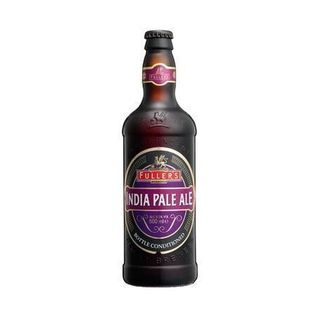 Beer FULLER'S Indian Pale Ale Amber English 5.3 ° 33 cl