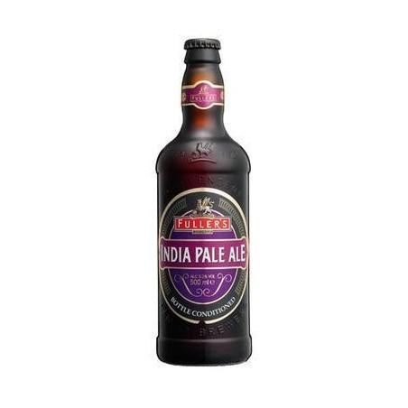 Cerveza FULLER'S India Pale Ale ámbar Inglés 5.3 33 cl