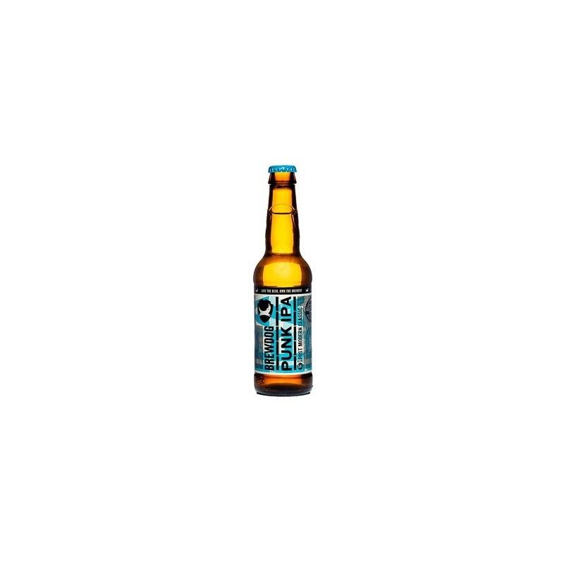 BrewDog Punk IPA Bier Blondes Schottland / Ellon 5,6 ° 33 cl