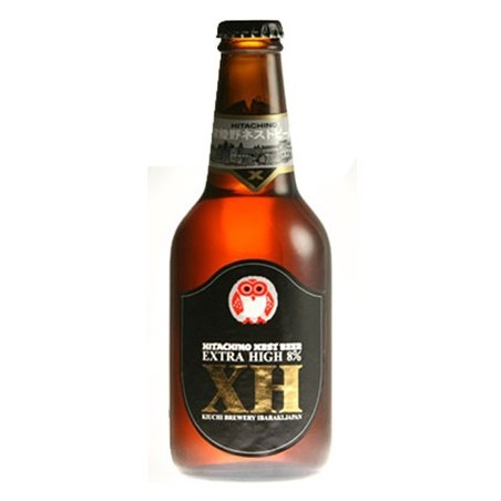Birra HITACHINO NEST XH Ambra Giappone 8 ° 33 cl