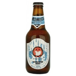 Bière HITACHINO NEST WHITE ALE Blanche Japon 5.5° 33 cl
