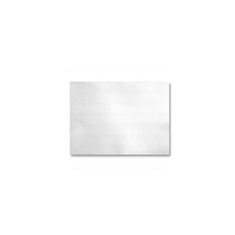 Set de Table blanc en papier jetable gaufré 30x40 cm - les 1000