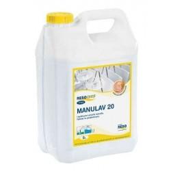 Lavastoviglie Manulav 20 per immersione manuale - può 5 L