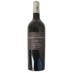Chemin de Compostelle Château Hauterive CAHORS Vin Rouge AOP 75 cl