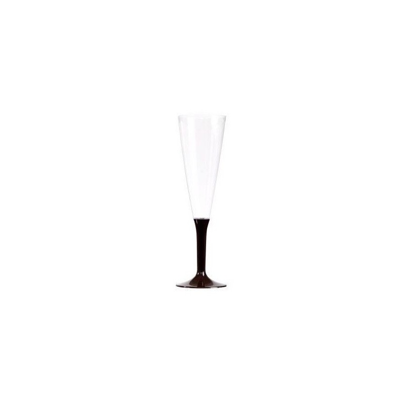 Champagne Champagne Flute chocolate foot 15 cl - the 10