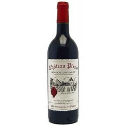 Château Piron MONTAGNE SAINT EMILION Vin Rouge AOP 75 cl
