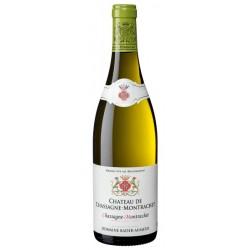 Château de Chassagne Montrachet CHASSAGNE MONTRACHET Vin Blanc Bader-Mimeur 75 cl