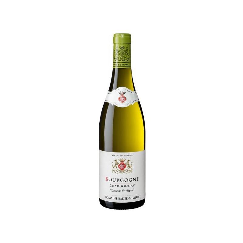 Bader-Mimeur Sotto i Mues BOURGOGNE CHARDONNAY Vino Bianco AOC 75 cl