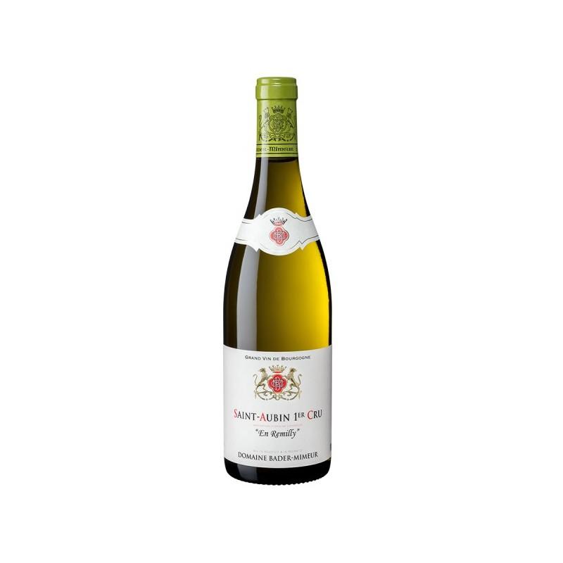 Bader-Mimeur En Remilly SAINT AUBIN 1er Cru Vin Blanc AOC 75 cl