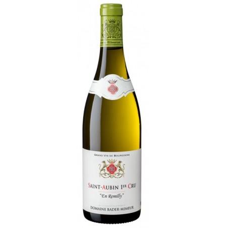 Bader-Mimeur en Remilly SAINT AUBIN 1er vino blanco Cru AOC 75 cl