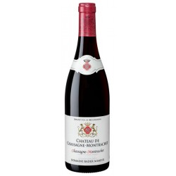 Castello di Chassagne Montrachet CHASSAGNE MONTRACHET Vino rosso AOC Bader-Mimeur 75 cl