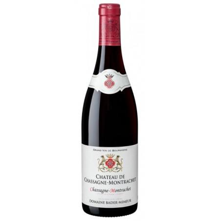 Chateau de Chassagne Montrachet Chassagne-Montrachet Vino Tinto AOC-Bader Mimeur 75 cl
