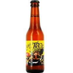 Bière CUVEE DES TROLLS Blonde Belgique 7° 25 cl