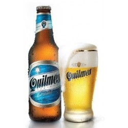 Cerveza QUILMES CRISTAL Lager Argentina 4.9 ° 34 cl