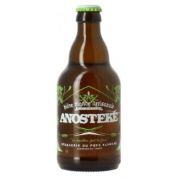 Cerveza ANOSTEKE Rubia Francia 8 ° 33 cl